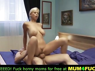 big titted slut and old freak