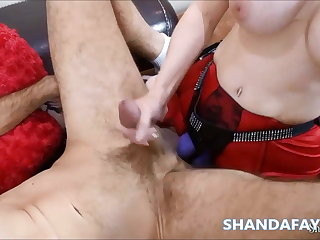 Pegging Sex Therapy by Kinky Canadian MILF Shanda Fay!!