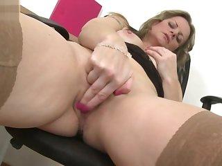 Liana a horny housewife