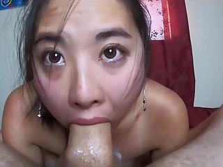 LOAD Dripping Out Of Her NOSE!! INTENSE Point-Of-View THROATFUCK For Sukisukigirl - hard sex