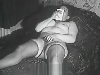 Fat Hooker Fucked by a Thief (1950s Vintage)