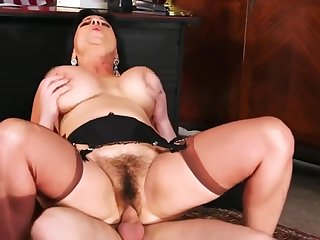 POLITICAL AFFAIR WITH A HORNY HAIRY MATURE -BsR