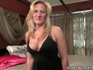 An older woman means fun part 137